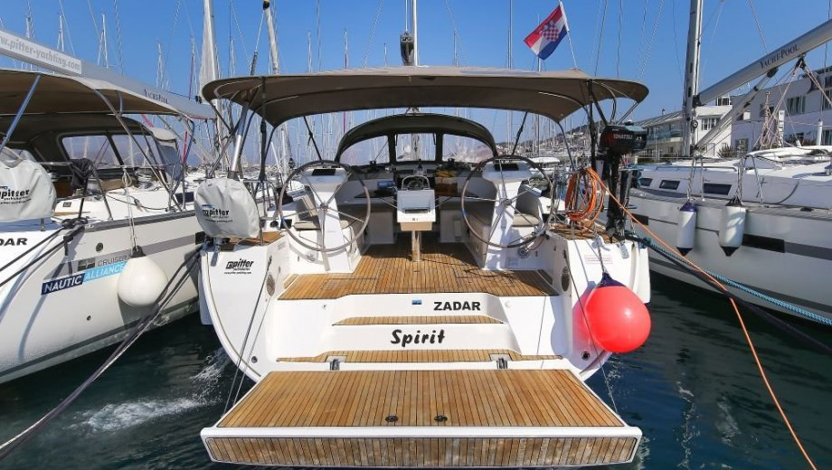 "Bavaria cruiser 46 in Trogir ""Spirit"""