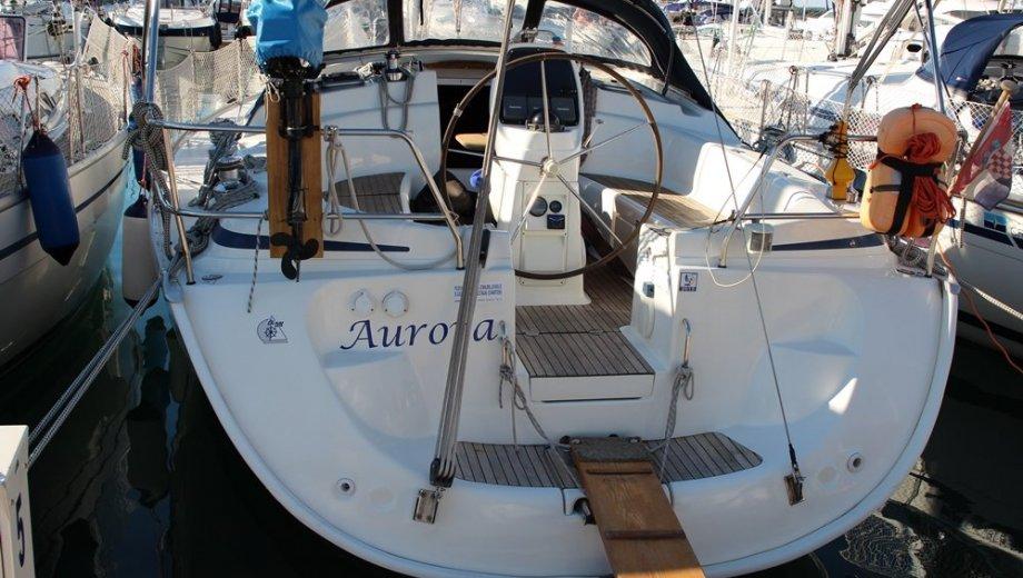"""Bavaria 39 cruiser in Vrsar """"Aurora"""""""