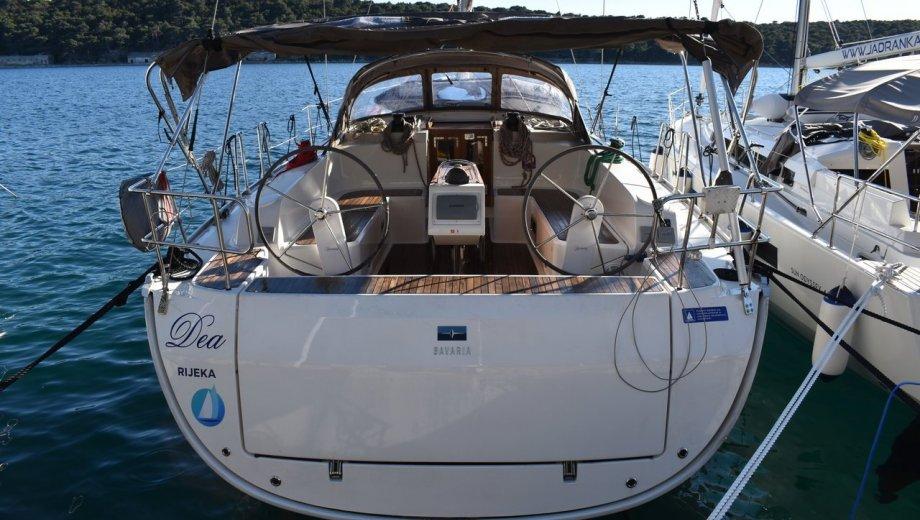 """Bavaria cruiser 46 in Trogir """"Dea"""""""