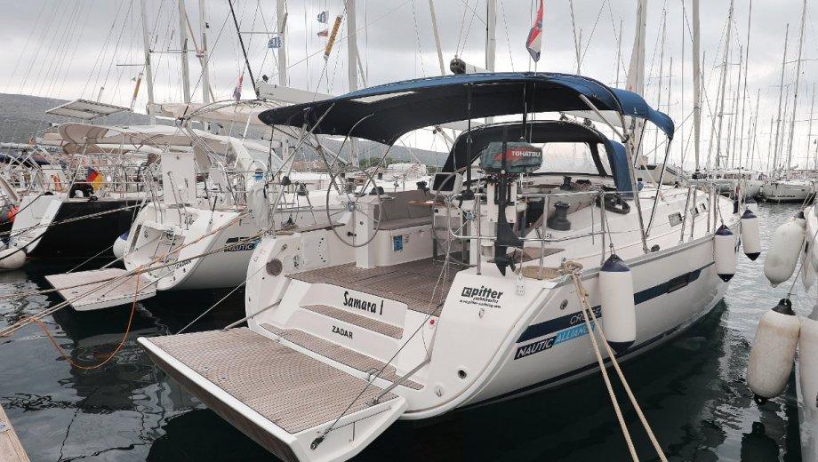 """Bavaria cruiser 45 in Trogir """"Leonardo 3"""""""