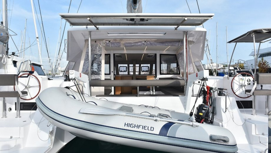 """Bavaria cruiser 50 in Trogir """"Lea Maria"""""""