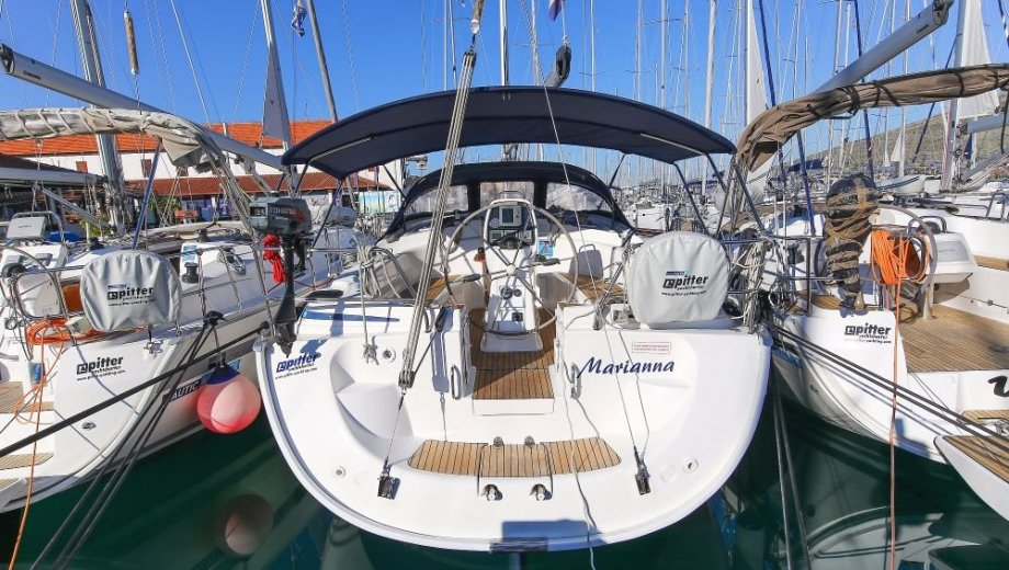 "Bavaria 39 cruiser in Trogir ""Marianna"""