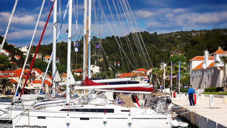 "Bavaria cruiser 37 in Trogir ""My Princess"""