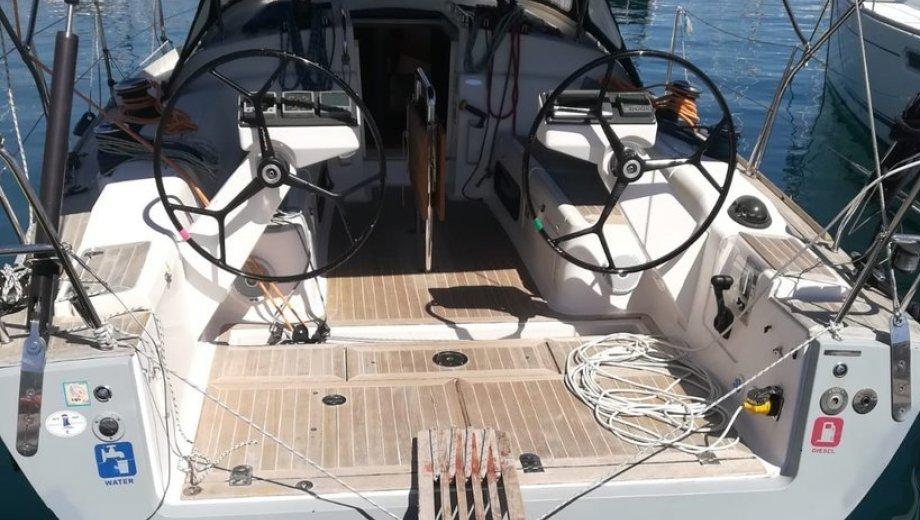 """Lagoon 380 S2 Premium in Lefkas """"Blue Pearl"""""""