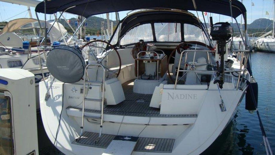 """Sun Odyssey 49i in Portisco """"Nadine"""""""