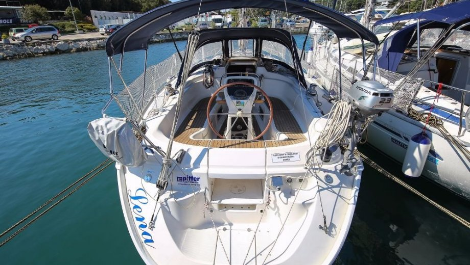"Bavaria 36 in Pula ""Lena"""