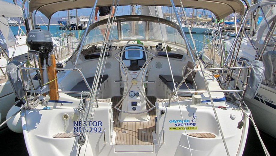 "Bavaria 51 cruiser in Fethiye ""Licence to Chill"""