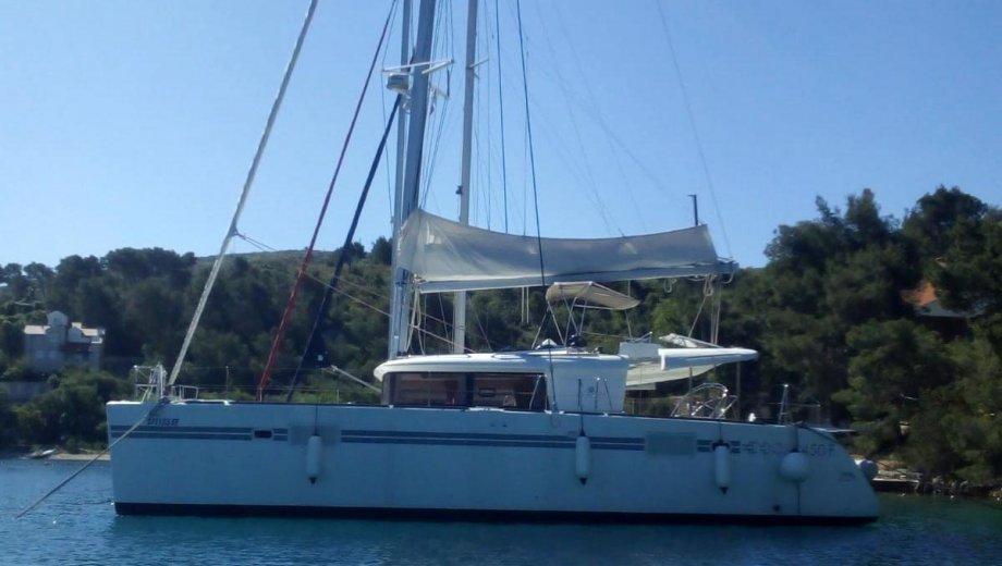 "Bavaria cruiser 45 in Fethiye ""Santa Maria"""