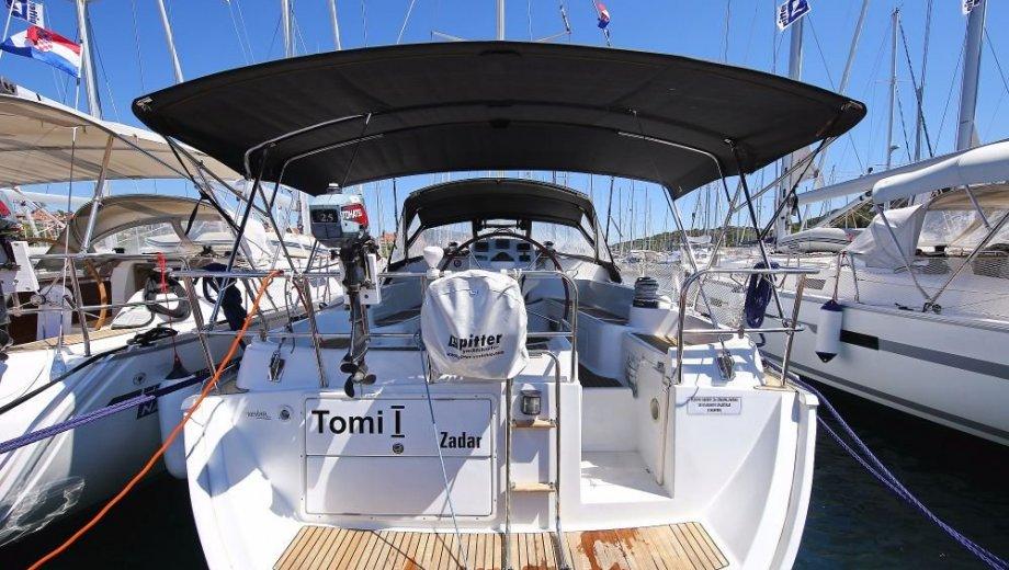 "Sun Odyssey 43 DS in Pula ""Tomi"""