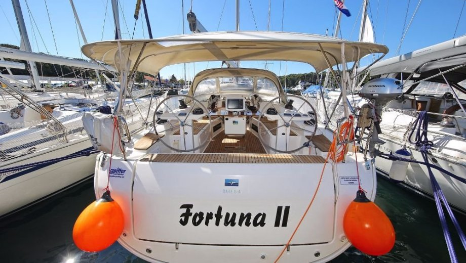 "Bavaria cruiser 45 in Pula ""Fortuna"""