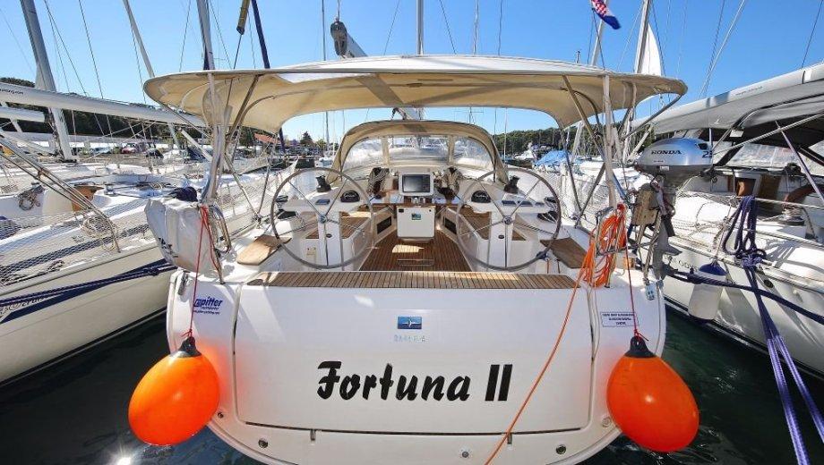 "Bavaria cruiser 45 in Pula ""Fortuna"""