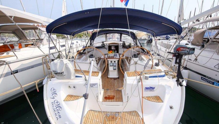 "Bavaria 50 cruiser in Pula ""My Moon"""