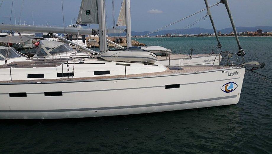 "Bavaria cruiser 50 in Palma ""Leonis"""