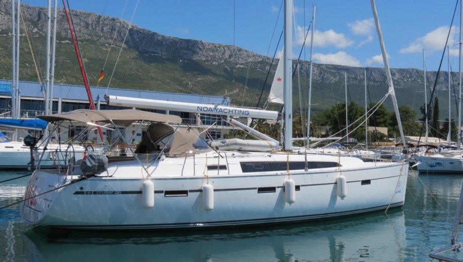 "Bavaria cruiser 46 in Kaštela ""Mila"""