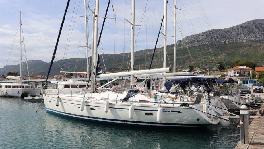 "Bavaria 50 cruiser in Kaštela ""Romana"""