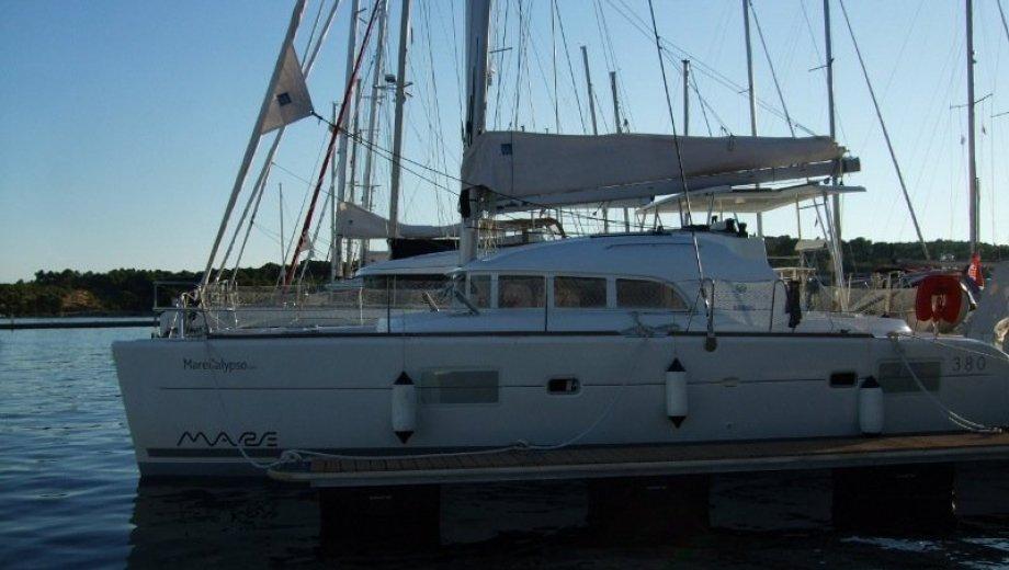 "Lagoon 380/3 in Šibenik ""Mare Calypso"""