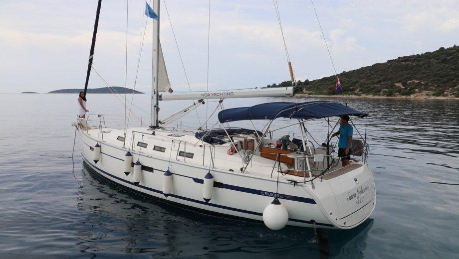 """Bavaria cruiser 45 in Kaštela """"Sara Johanna"""""""