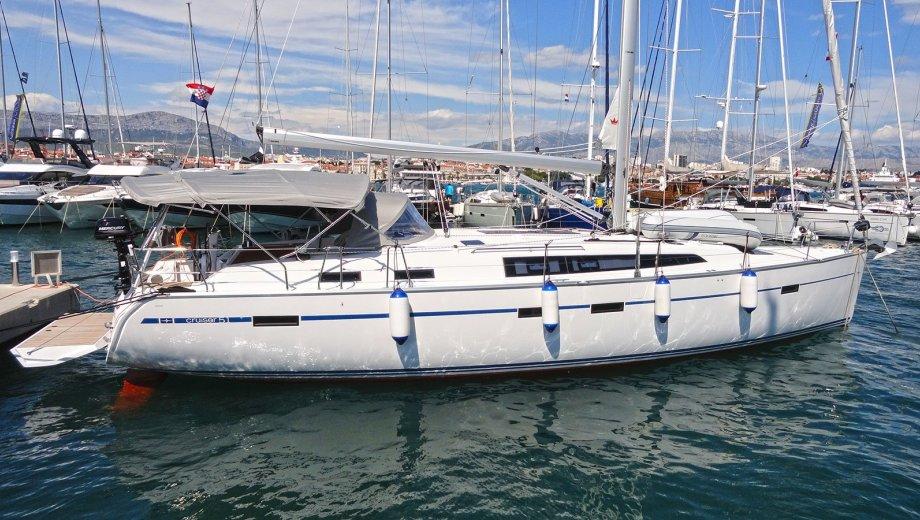 Bavaria cruiser 51 in Split