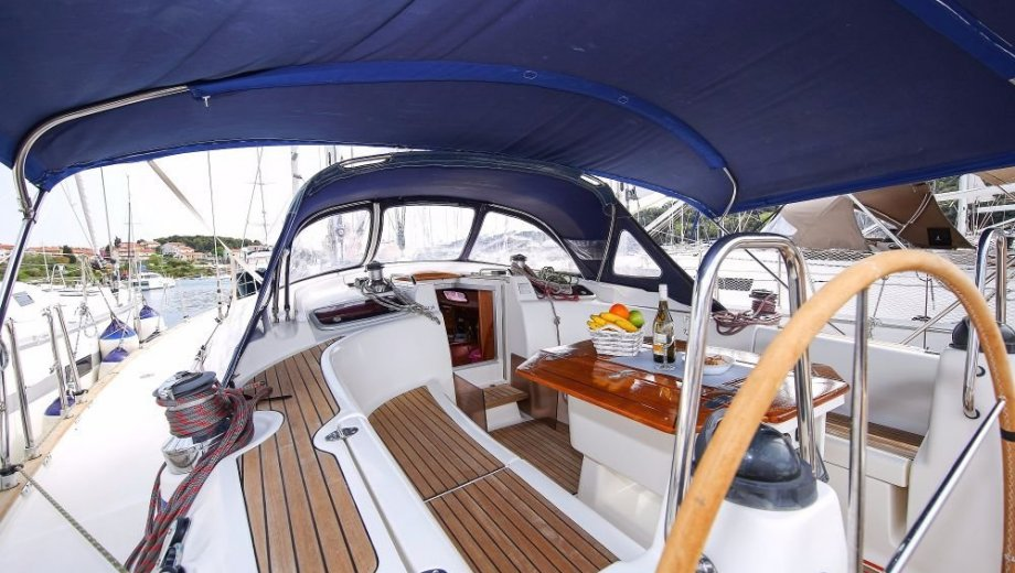 "Bavaria 50 cruiser in Pula ""My Moon"""