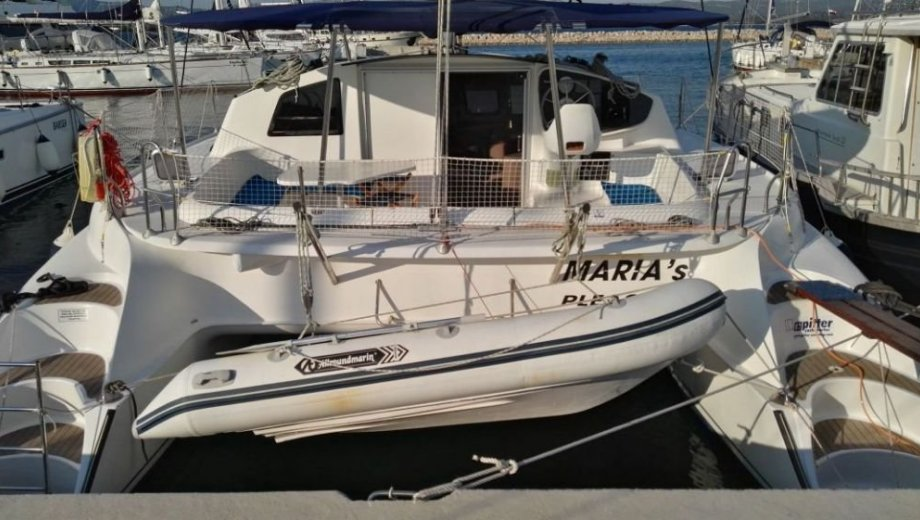 "Athena 38 in Murter ""Maria´s Pleasure"""