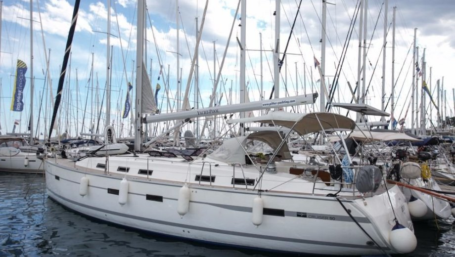 "Bavaria cruiser 50 in Split ""Deny"""