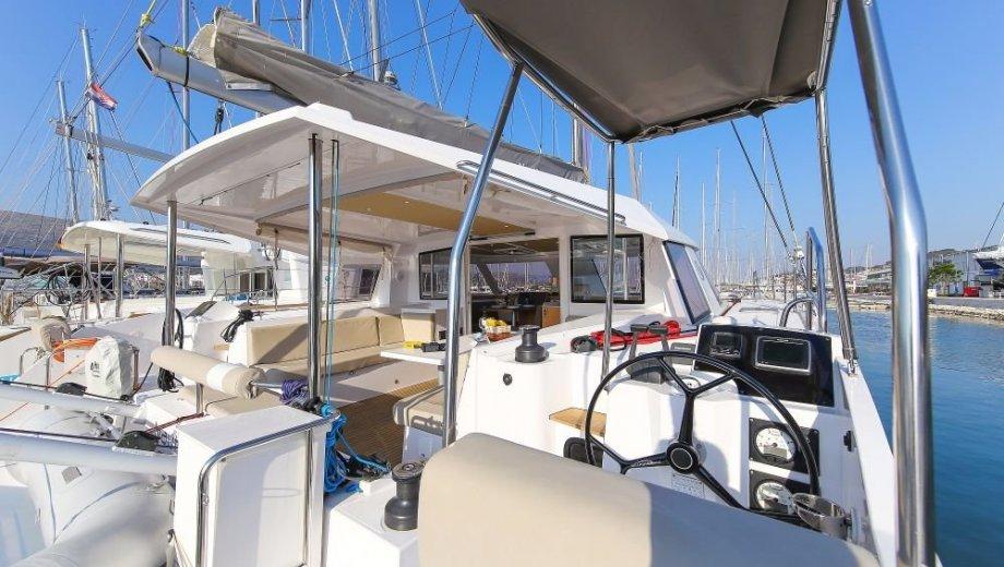 "Nautitech Open 40 in Trogir ""Rosa"""