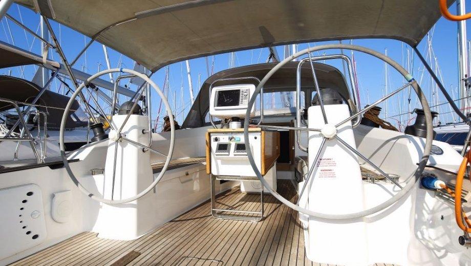 "Bavaria cruiser 40 in Biograd ""Bella"""