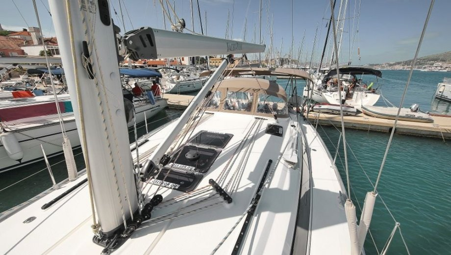 "Bavaria cruiser 41 in Trogir ""Mona L"""