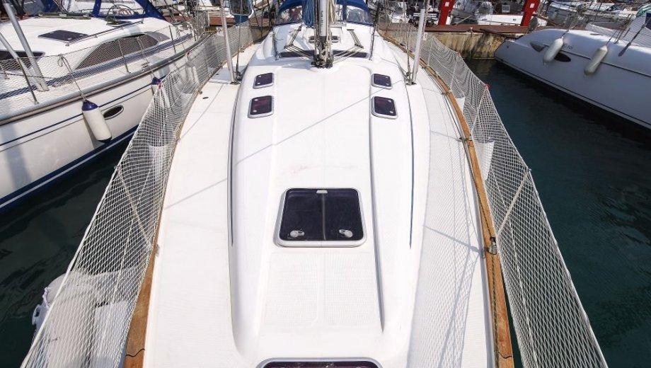 "Bavaria 46 cruiser in Pula ""Schicki Micki"""