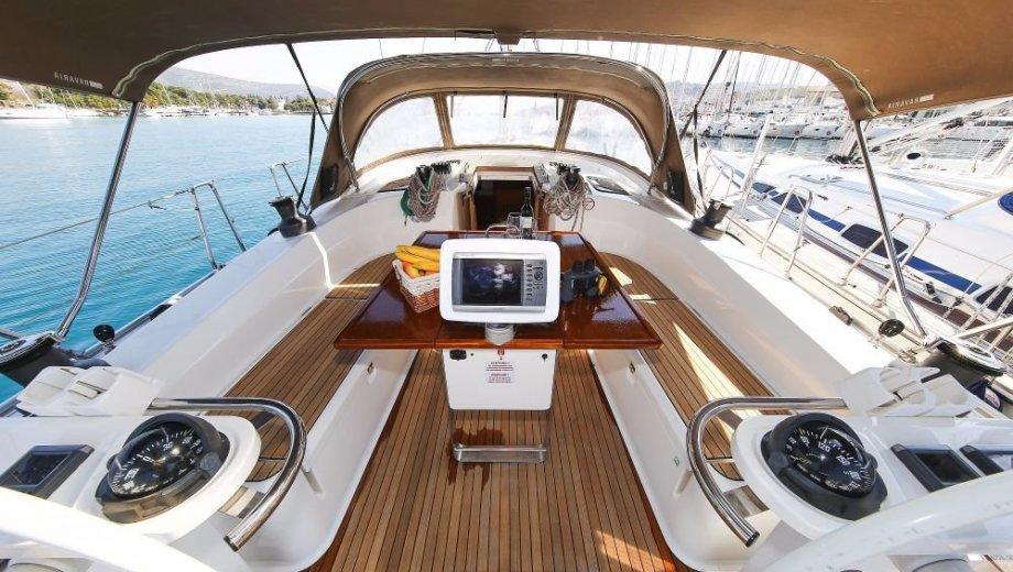 "Bavaria cruiser 45 in Trogir ""VAITEA"""