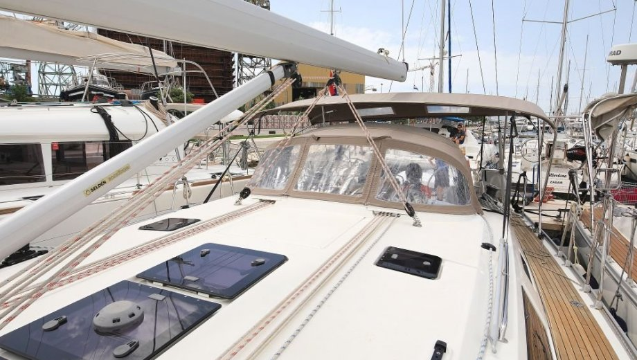 "Bavaria cruiser 46 in Trogir ""Attalya2"""