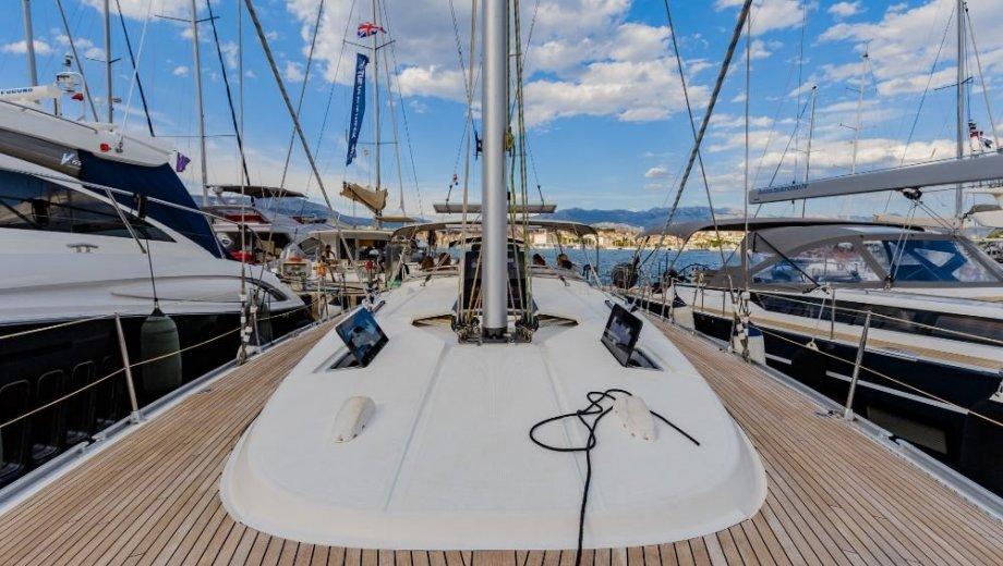 """Bavaria cruiser 56 in Split """"Maximus II"""""""