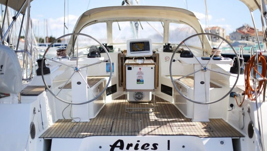 "Bavaria cruiser 45 in Biograd ""Aries I"""