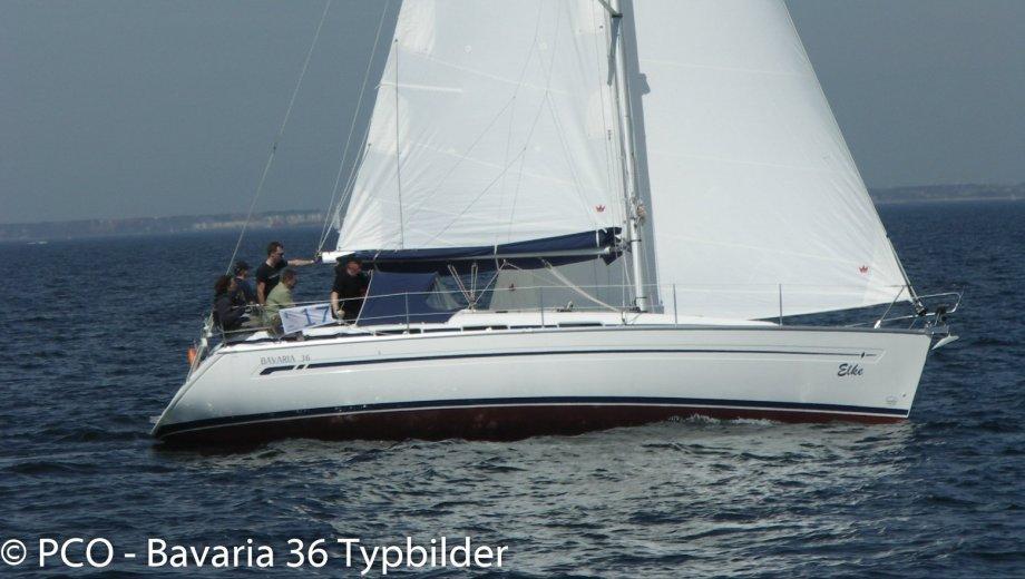 Bavaria 36  - Typbild