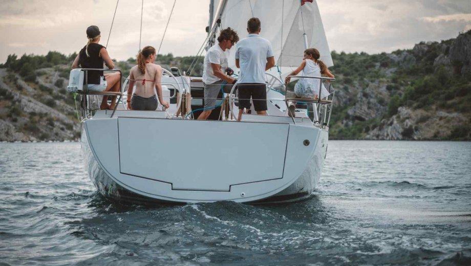Sun Odyssey 45.1 - 4 Cabin