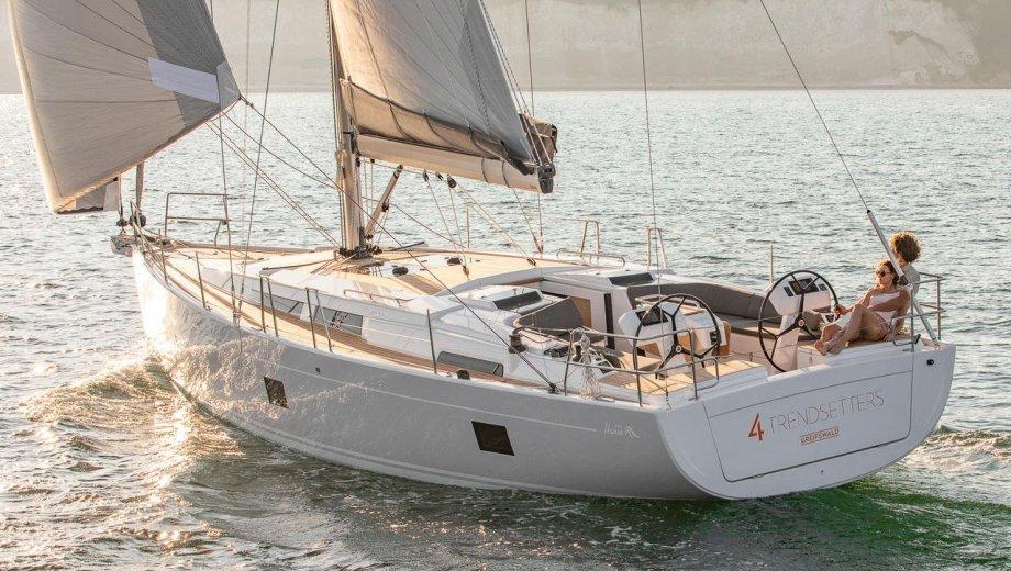 Hanse 458