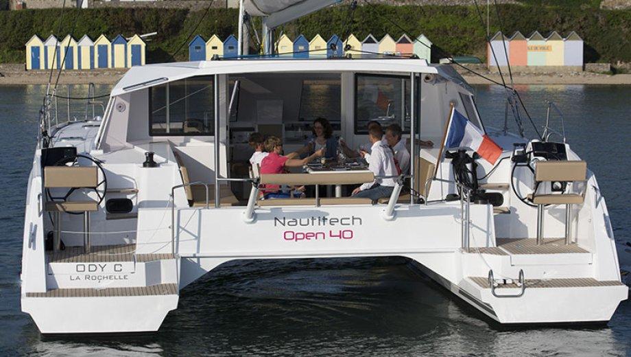 Nautitech open 40