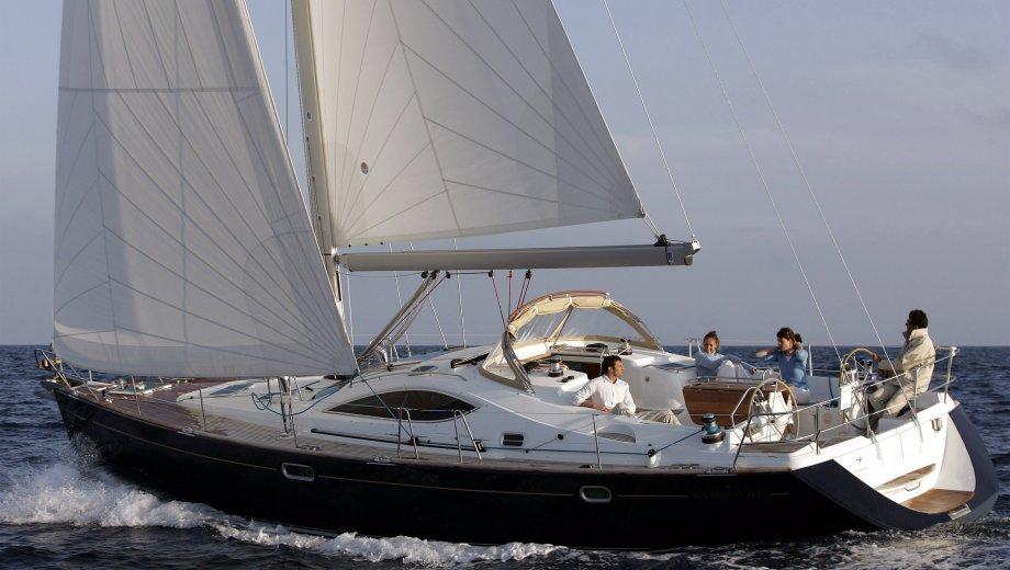 Sun Odyssey 49 DS