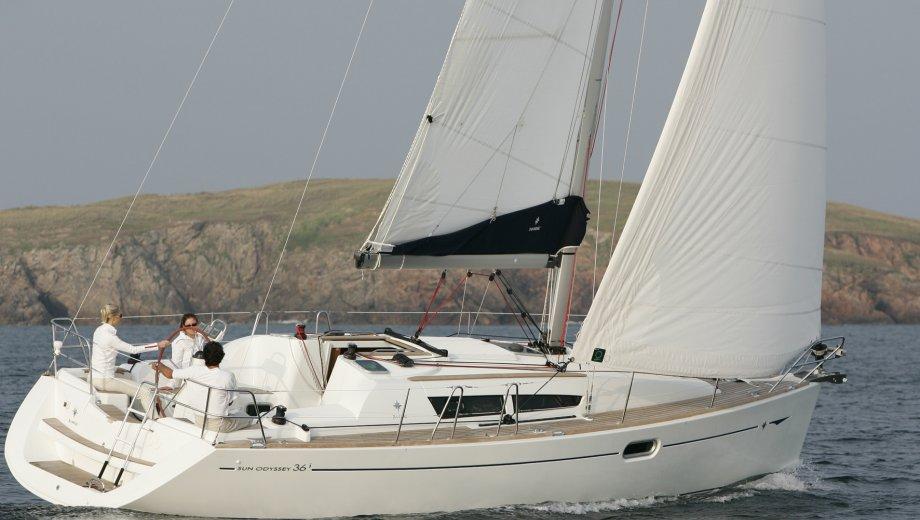 Sun Odyssey 36i