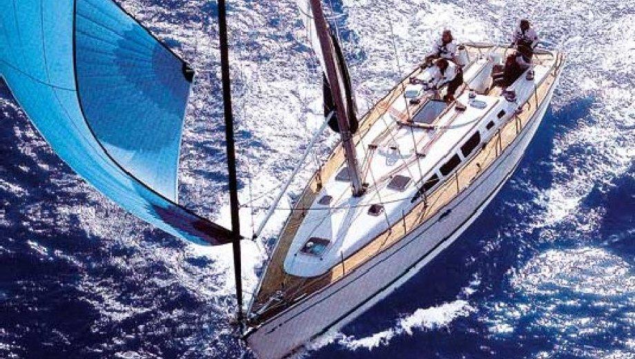 Sun Odyssey 43