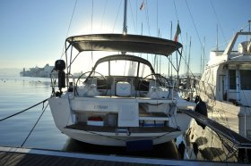 "Dufour 412 GL in Portisco ""Efram"""