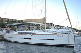 "Dufour 382 /3 in Portisco ""Andreana"""
