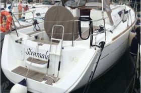 """Sun Odyssey 33i in San Vincenzo """"Stramala"""""""