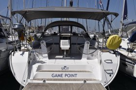 "Bavaria cruiser 51 in Trogir ""Game Point"""