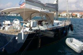 """Hanse 531 in Primosten """"Bahia Feliz 3"""""""