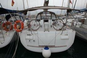 "Sun Odyssey 439 in Palma ""Gael"""