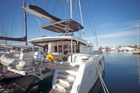 "Lagoon 52 in Trogir ""Great Salsa"""
