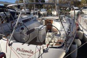 """Bavaria 40 cruiser in Preveza """"Philomila"""""""