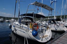 """Bavaria 42 cruiser in Punat """"Lupa"""""""