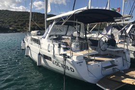 "Océanis 41.1 in Portisco ""Perseus"""